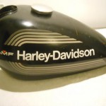 Serbatoio Vintage Amf Harley Davidson